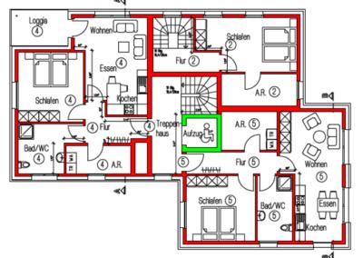 H2T Baugesellschaft: Sozialer Wohnungsbau Bad Bentheim