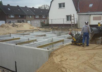 Kellerarbeiten Mai 2020